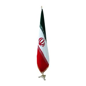 پرچم تشریفات گلدوزی ایران