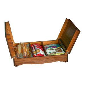 جعبه-پذیرایی-چوبی-mdf