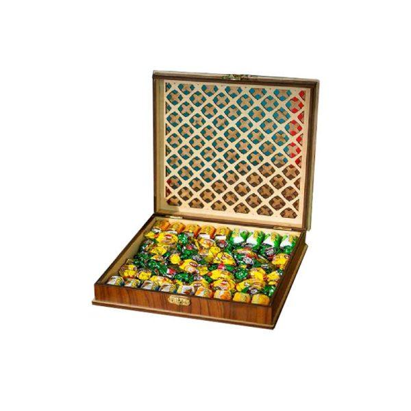جعبه-چوبی-تبلیغاتی