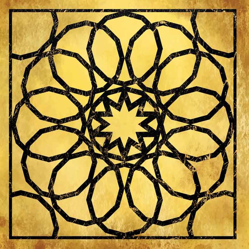 طراحی معرق سنگ در اصفهان